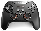 SteelSeries Stratus XL, Contrôleur Gaming sans fil, Bluetooth, 14 Boutons, (Windows / Android / Samsung Gear VR / HTC Vive ...