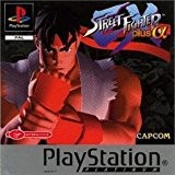 Street Fighter Ex Plus Alpha (Ex + Alpha) - Platinum