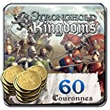 Stronghold Kingdoms : 60 Couronnes  [Game Connect]