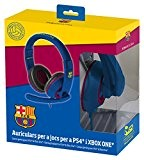Subsonic casque gaming pour PS4 & XBOX ONE - licenc officielle FCB - FC barcelone