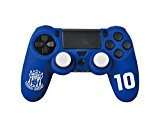 Subsonic Custom Kit en Silicone pour manette PS4 Football 2016 Bleu