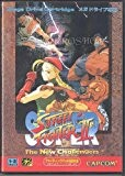 Super street fighter II The new challengers - Megadrive - JAP