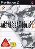 The Document of Metal Gear Solid 2 [Import Japonais]
