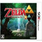 The Legend of Zelda - A Link Between Worlds [import Japonais]