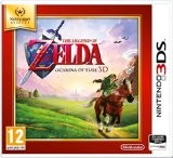 The Legend of Zelda : Ocarina of Time 3D - Nintendo Selects