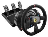 Thrustmaster - T300 Ferrari Integral Racing Wheel Alcantara Edition