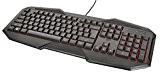 Trust Gaming GXT 830 Clavier Gaming Noir