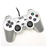 Under Control - Manette Shock Controller PS2 Argent
