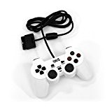 Under Control - Manette Shock Controller PS2 Blanche