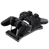 USB Manette Chargeur Stand Station Pour Sony PS3 PlayStation 3