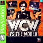 WCW vs. The World - Playstation by THQ