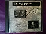 WING COMMANDER + DANGEROUS STREETS AMIGA CD32