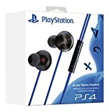 Wired Stereo Active Noise Reduction In-Ear Headset pour PS4