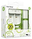 "Xbox 360 - Charging Station ""Dual Charger"" [import allemand]"